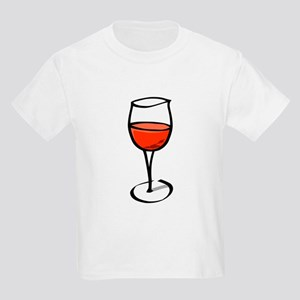 Glass Of Red Wine T-Shirt