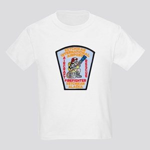 Ketchikan Airport Fire Kids Light T-Shirt