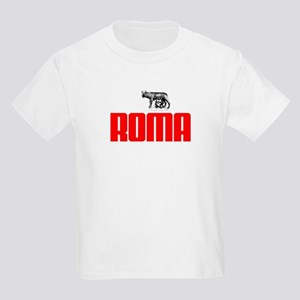 ROMA Red Kids T-Shirt