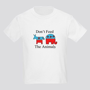 Don't feed the animals ~  Kids T-Shirt
