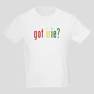 got irie? Kids Light T-Shirt