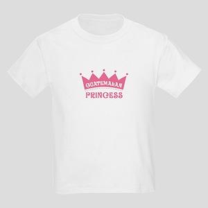 Guatemalan Princess girls t-shirt