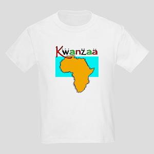 Happy Kwanzaa! Kids T-Shirt