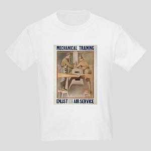 Air Service WWI Poster Kids T-Shirt