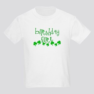 Birthday Girl Kids T-Shirt