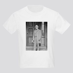 Gen Robert E Lee Kids T-Shirt