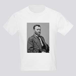 Lt Gen US Grant Kids T-Shirt