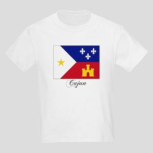 Cajun Kid Kids Light T-Shirt