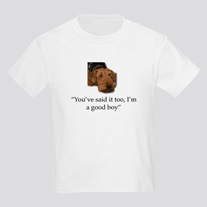 Sulking Airedale Terrier Giving Cute Eyes T-Shirt