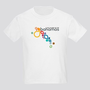 The Island of The Bahamas Kids Light T-Shirt