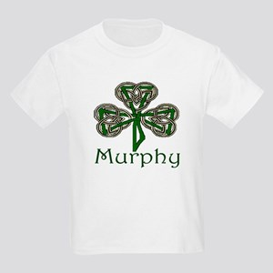 Murphy Shamrock Kids Light T-Shirt