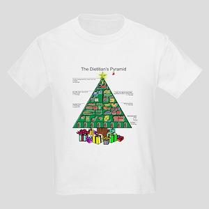 Dietitian Christmas Kids T-Shirt