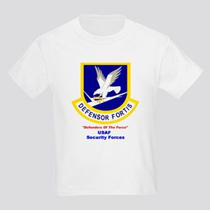 Security Forces Kids Light T-Shirt