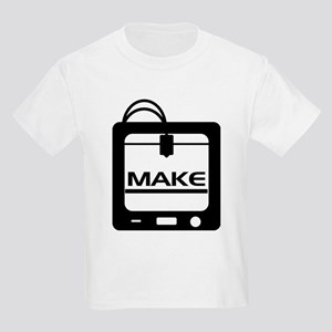 3D printer MAKE T-Shirt