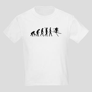Evolution Ski Kids Light T-Shirt