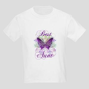 Best Aunt Kids Light T-Shirt