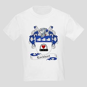Lockhart Family Crest Kids T-Shirt