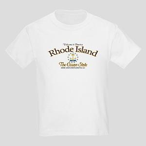 Rhode Island Kids T-Shirt