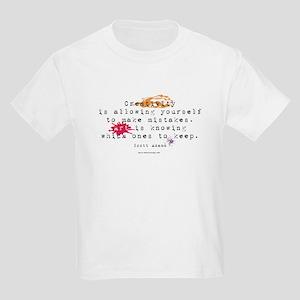 Definition of Art Kids Light T-Shirt