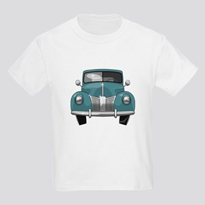 1940 Ford Truck Kids Light T-Shirt
