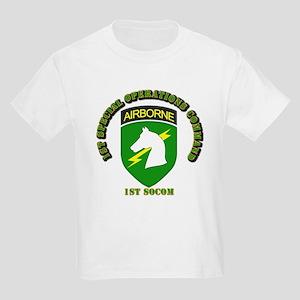 SOF - 1st SOCOM Kids Light T-Shirt
