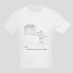 Cat Cartoon 9261 Kids Light T-Shirt