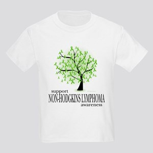 Non-Hodgkins Lymphoma Tree Kids Light T-Shirt