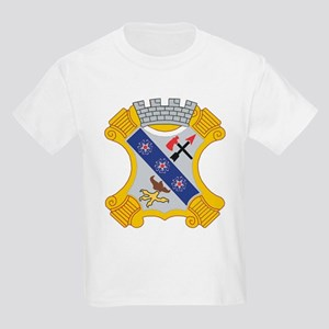 DUI - 8TH INFANTRY REGIMENT Kids Light T-Shirt
