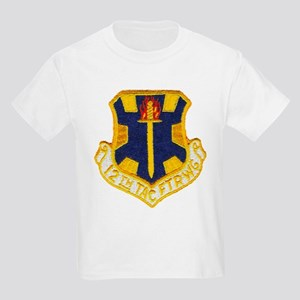 12TH TACTICAL FIGHTER WING Kids Light T-Shirt