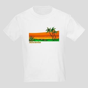 Alicante, Spain Kids T-Shirt