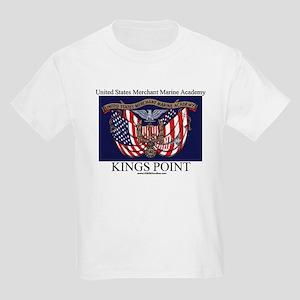 USMMA Banner Kids Light T-Shirt