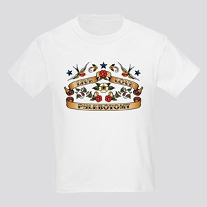 Live Love Phlebotomy Kids Light T-Shirt