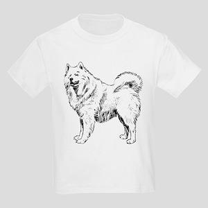 Samoyed Kids Light T-Shirt