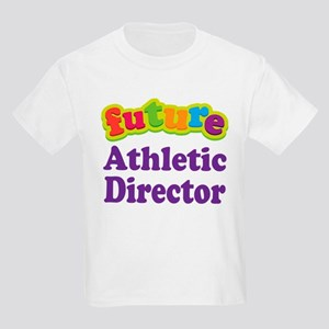 Future Athletic Director Kids Light T-Shirt