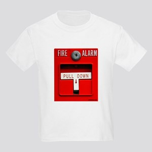 FIRE ALARM Kids Light T-Shirt