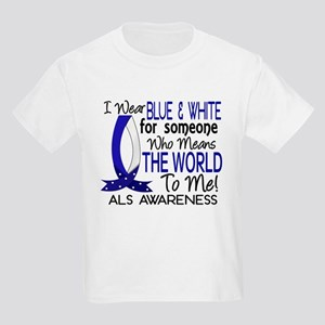 Means World To Me 1 ALS Shirts Kids Light T-Shirt