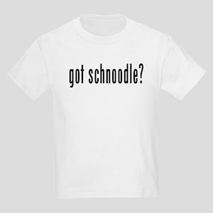 GOT SCHNOODLE Kids Light T-Shirt