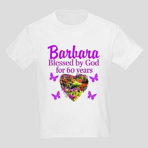 PRAYING 60 YR OLD Kids Light T-Shirt