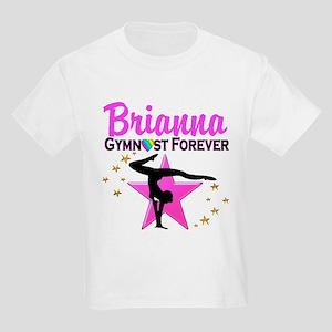 GYMNAST FOREVER Kids Light T-Shirt