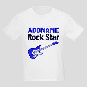 LOVE ROCK N ROLL Kids Light T-Shirt
