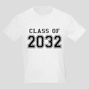 Class of 2032 Kids Light T-Shirt