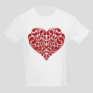 Real Heart Kids Light T-Shirt