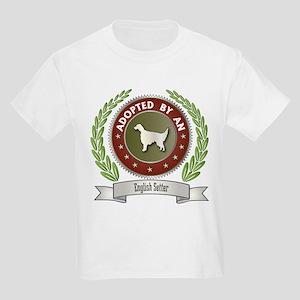 Setter Adopted Kids T-Shirt