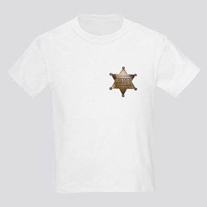 Sheriff -  Kids Light T-Shirt