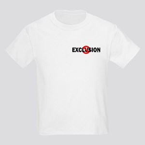 Cure Exclusion Now T-shirts Kids T-Shirt