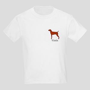 Vizsla Kids Light T-Shirt