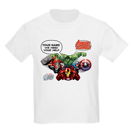 Avengers Personalized
