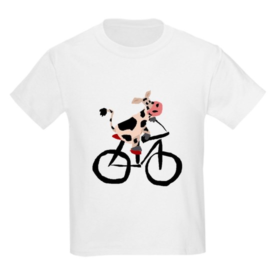 Cow Riding Bicycle