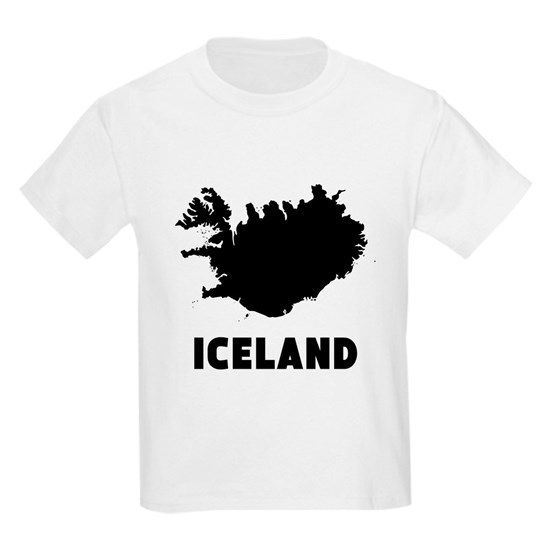 Iceland Silhouette