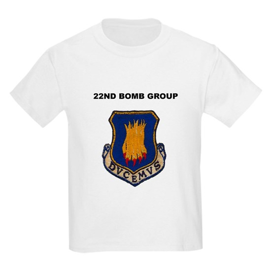 22ND BOMB GROUP